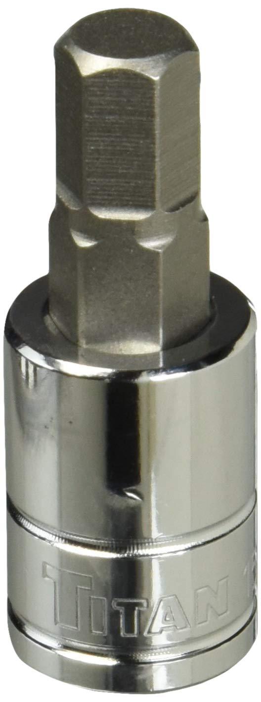 Titan 15609 3/8-Inch Drive x 9mm Hex Bit Socket
