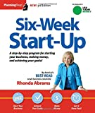 Six-Week Start-Up, Rhonda Abrams, 1933895411