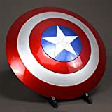 Gmasking 2017 Captain America Adult Shield Upgrade Edition 1:1 Replica+Strap