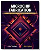 Microchip Fabrication: A Practical Guide to Semiconductor Processing, Sixth Edition (Electronics)