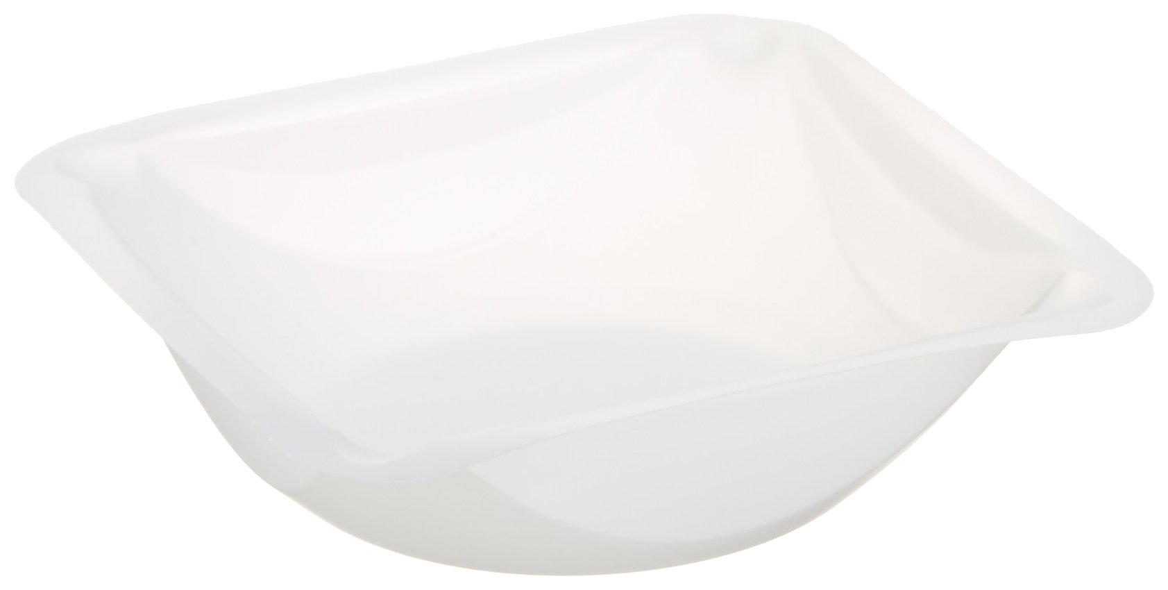 GMP Sales SQWB-B100 Polystyrene Square Weigh Boat, 100ml Capacity, Blue (Case of 500)