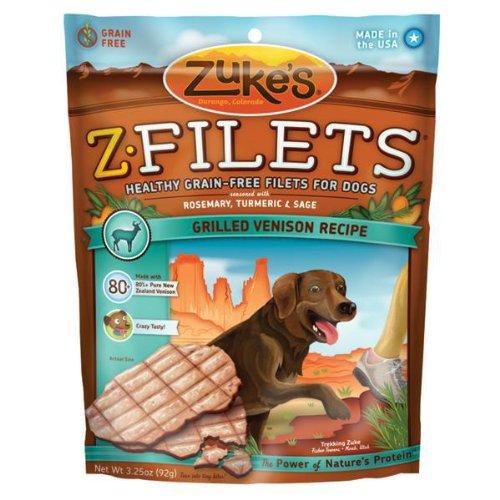 Z-Filets – 3.25 ounces – Venison Flavored, My Pet Supplies