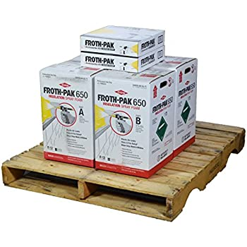 Foam It Green 602 Closed Cell Spray Foam Insulation Kit