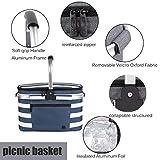 ALLCAMP OUTDOOR GEAR Picnic Baskets 22L