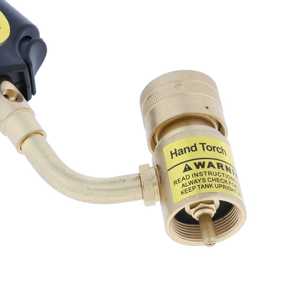 Without Hose High Temperature Gas Mapp Auto Ignition Turbo Torch Welding Propane Welding Pipe Welding Torches