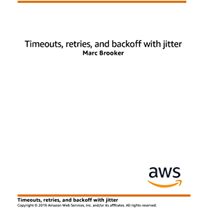 Timeouts, Retries, and Backoff with Jitter