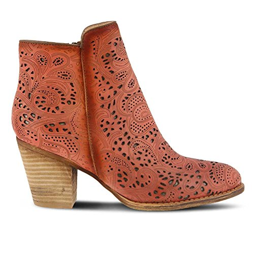 L`artiste Womens Alivia Boot Red