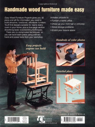 Black Decker Easy Wood Furniture Projects 32 Step By Step