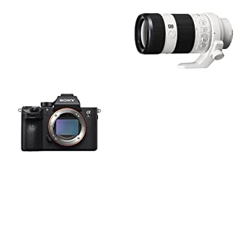 sony 70 200 f4. sony a7r iii 42.4mp full-frame mirrorless interchangeable-lens camera \u0026 fe 70 200 f4 y