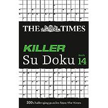 The Times Killer Su Doku Book 14