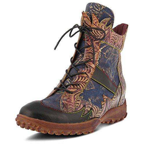 Lartiste Womens Ileana Boot Noir Multi