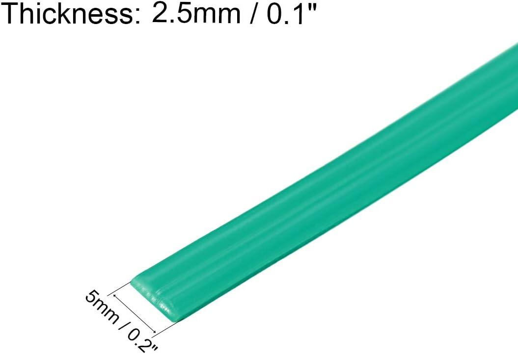 for Plastic Welder gun//Hot Air Gun,Green,3pcs PP Plastic Welding Rods,0.8Meter
