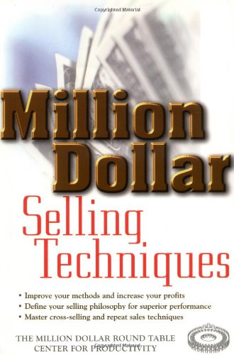 Million Dollar Selling Techniques
