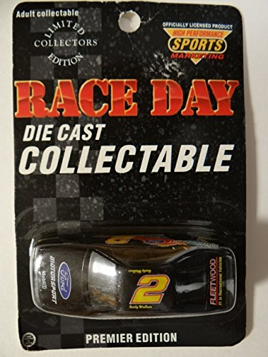 Race Day Diecast Collectable Rusty Wallace #2 Premier - Rusty Wallace Race