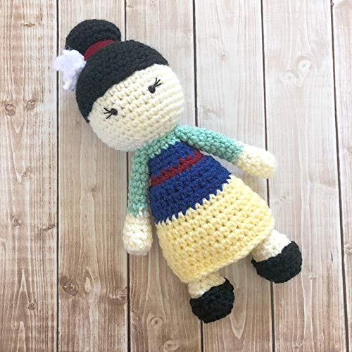 Crochet Amigurumi Doll CAL Ep1 - Head and Eyes - YouTube | 500x500