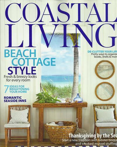 Read Online Coastal Living November 2011 (Beach Cottage Style) pdf epub