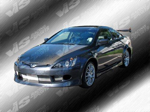 Accord Vis Oem Carbon Fiber (VIS 03-07 Honda Accord 2D Carbon Fiber Hood OEM CM 05)