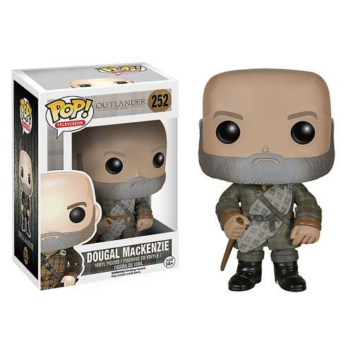 Outlander Dougal MacKenzie Pop! Vinyl Figure by Outlan