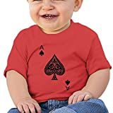 Best Summer Infant Poker Sets - Ace Of Spades Poker Summer Baby Boy T-Shirt Review