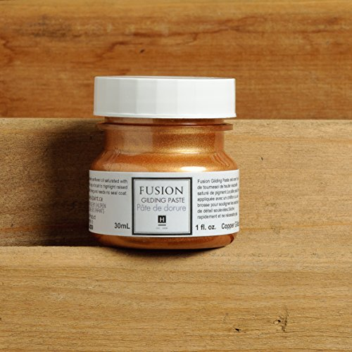 Fusion Gilding Paste (Metallic Copper)