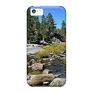 dirt-proof cell phone carrying cases Hot New Sanp On iphone 6 - rocky stream in yosemite