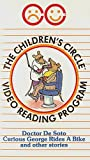 The Childrens Circle Video Reading Program: DOCTOR DE SOTO / CURIOUS GEORGE RIDES A BIKE / PATRICK / THE HAT