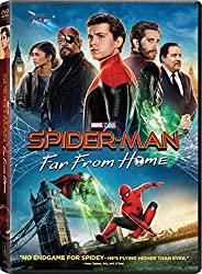 Following the events of Avengers: Endgame, Peter Parker (Tom Holland) returns in Spider-Man: Far From Home. Our friendly neighborhood Super Hero decides to join his best friends Ned, MJ, and the rest of the gang on a European vacation. However, Peter...