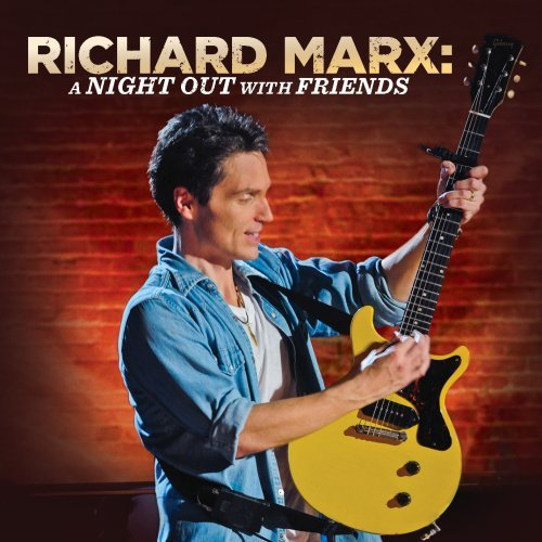 CD : Richard Marx - Night Out with Friends (With DVD, 2 Disc)