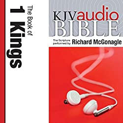 King James Version Audio Bible: The Book of 1 Kings