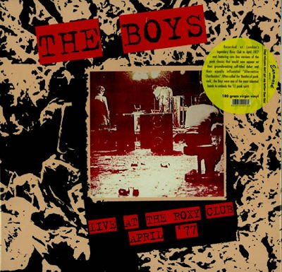 Live at the Roxy Club [Vinyl]