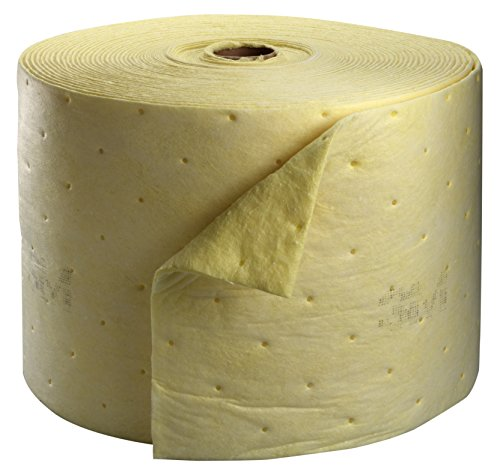 3M Chemical Sorbent Roll C-RL38150DD, Environmental Safety Product, High Capacity, 1 ea/cs (Pack of 1) 3m Chemical Sorbent Roll
