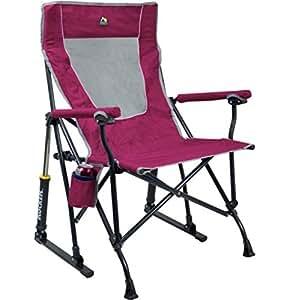 Brilliant Gci Outdoor Roadtrip Rocker Chair Raspberry Cjindustries Chair Design For Home Cjindustriesco