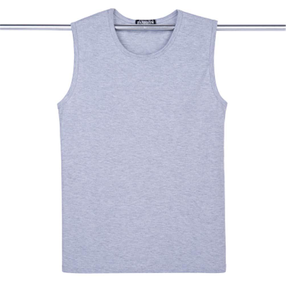 NSE/&TANKSHI Sleeveless Shirt Wide Shoulder Vest Tank Basket
