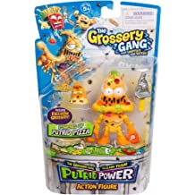 The Grossery Gang Season 3 Action Figurine - Putrid Pizza