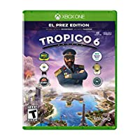 Deals on Kalypso Media Tropico 6 XBOX ONE