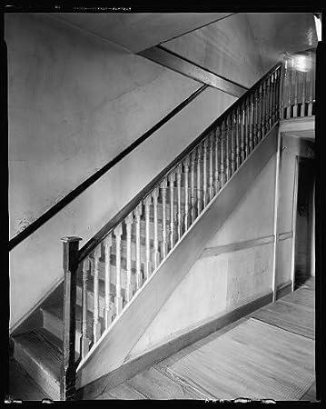 Foto: kirnan, China Hall, casas, escaleras, balaustres, Virginia, Arquitectura, sur, c1930: Amazon.es: Hogar