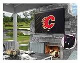 Calgary Flames TV Cover
