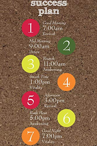 3 Day Juice Cleanse - Just Add Water & Enjoy - 21 Single Serving Powder Packets by CLEANSE on the go (Image #5)