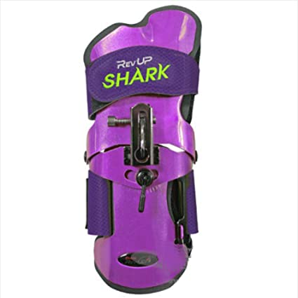 REV UP SHARK WIRST STRAP RIGHT Hand Bowling Wrist Support Accessories Sport