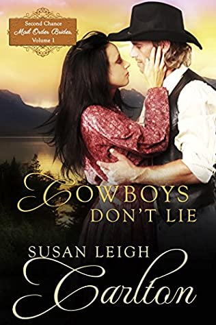 book cover of Cowboys Don\'t Lie