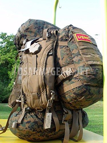 USMC GEN 2 Complete ILBE Back Pack Ruck Sack System Set + Assault Pack USGI d9d381324b