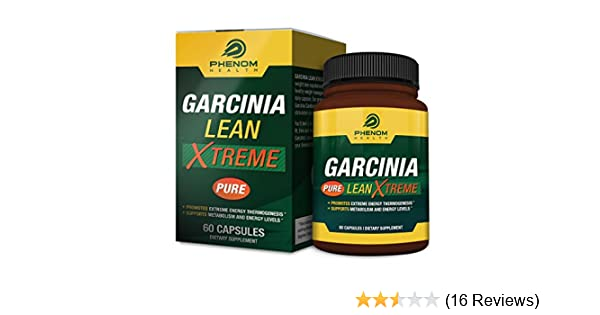 Amazon Com Premium Garcinia Lean Xtreme Cambogia Extract Formula