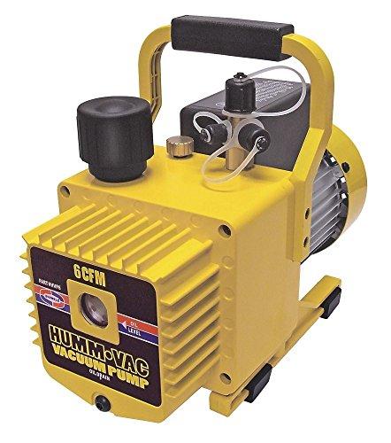- Uniweld HVP6 6 CFM High Performance Vacuum Pump