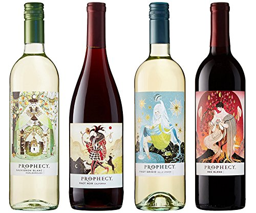 Prophecy Wine Mixed Pack, 4 x 750 mL