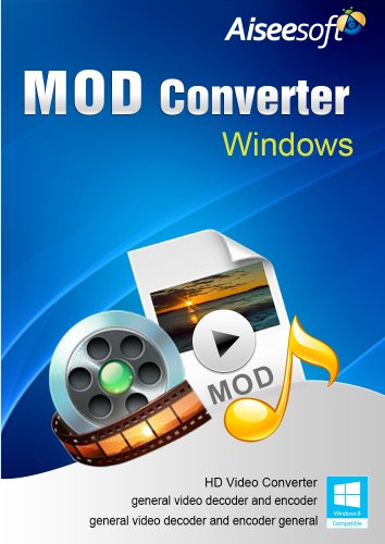 Aiseesoft MOD Converter [Download] by Great Harbour Software Co.,Ltd