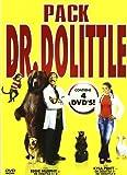 Pack Saga Dr. Dolittle 4 (Import Movie) (European Format - Zone 2) (2008) Varios