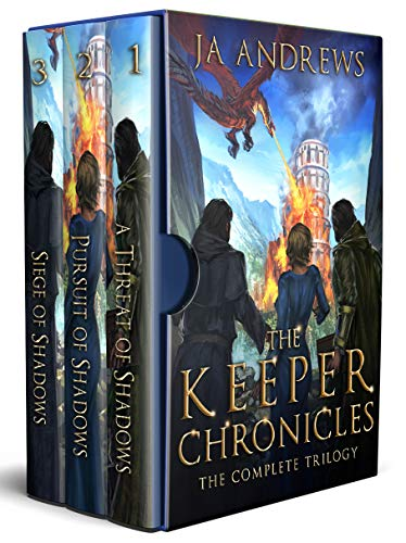 keeper chronicles by JA Andrews