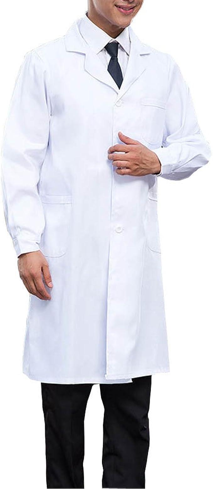 Labormantel Laborkittel Kinder Kittel Medizin Arztkittel Kostüm Berufsbekleidung
