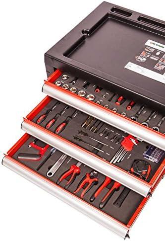 Caja de herramientas lleno F de 3 Rojo (ragnor): Amazon.es: Coche y moto