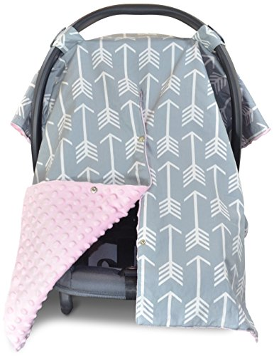 Premium Carseat Nursing Pattern Breastfeeding